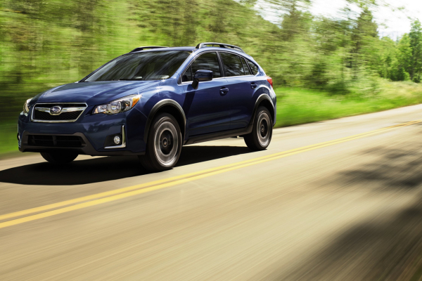 2017 Subaru Crosstrek © Fuji Heavy Industries, Ltd.