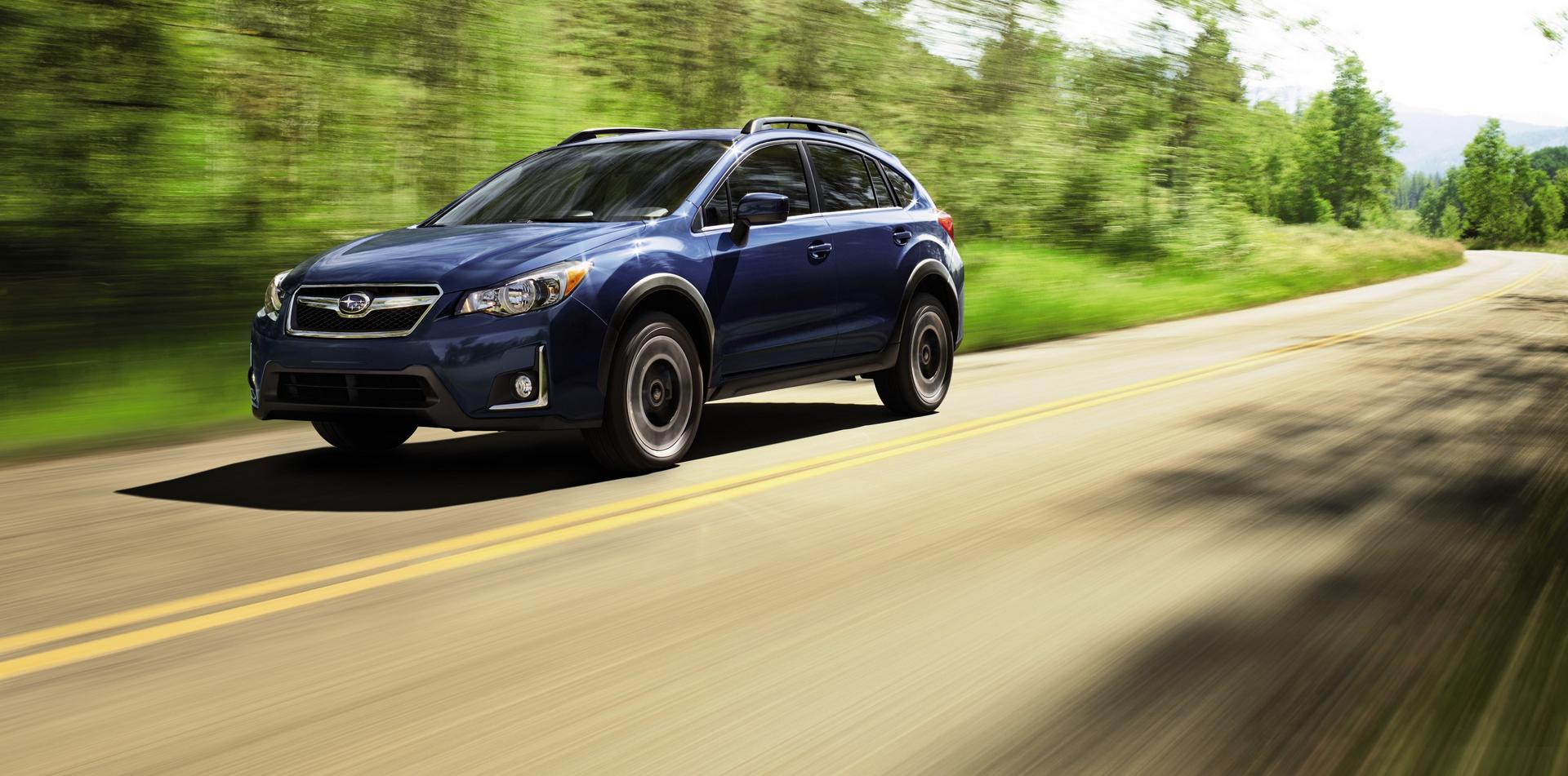 2017 Subaru Crosstrek © Fuji Heavy Industries, Ltd.
