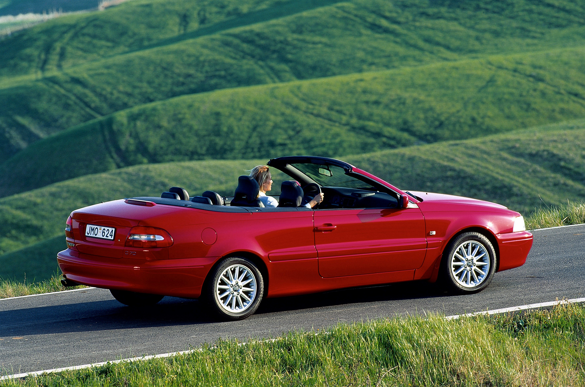 Volvo C70 Convertible © Zhejiang Geely Holding Group Co., Ltd