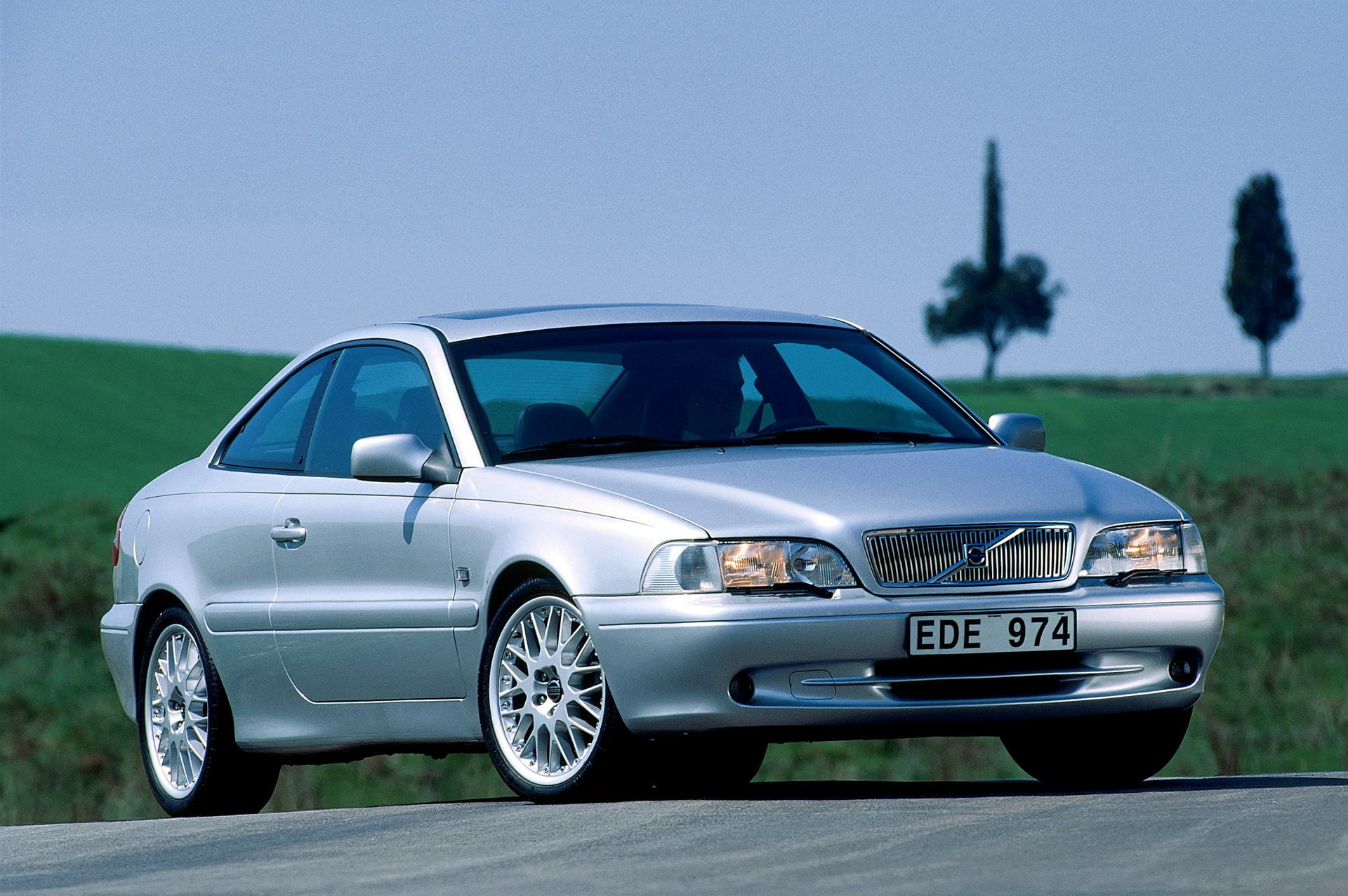 Volvo C70 Coupe © Zhejiang Geely Holding Group Co., Ltd