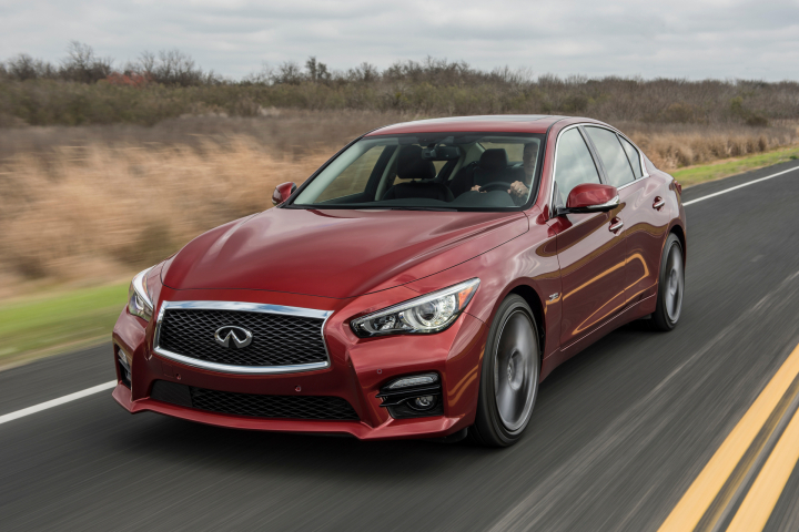 INFINITI Q50 Wins Inaugural Wards 10 Best User Experiences Award