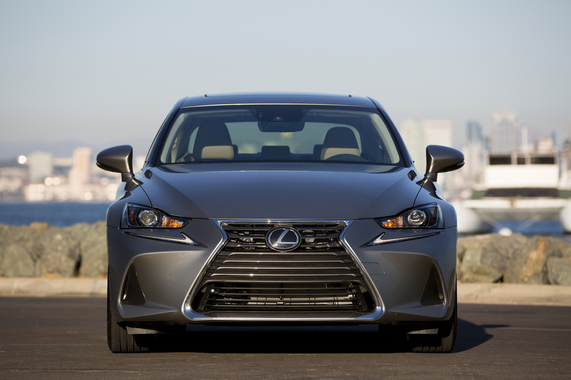 2017 Lexus IS 200t © Toyota Motor Corporation