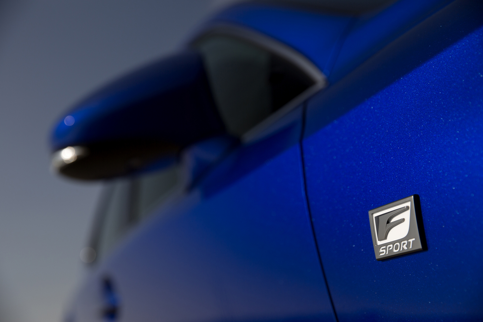2017 Lexus IS 350 F SPORT © Toyota Motor Corporation