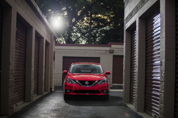 2017 Nissan Sentra SR Turbo © Nissan Motor Co., Ltd.