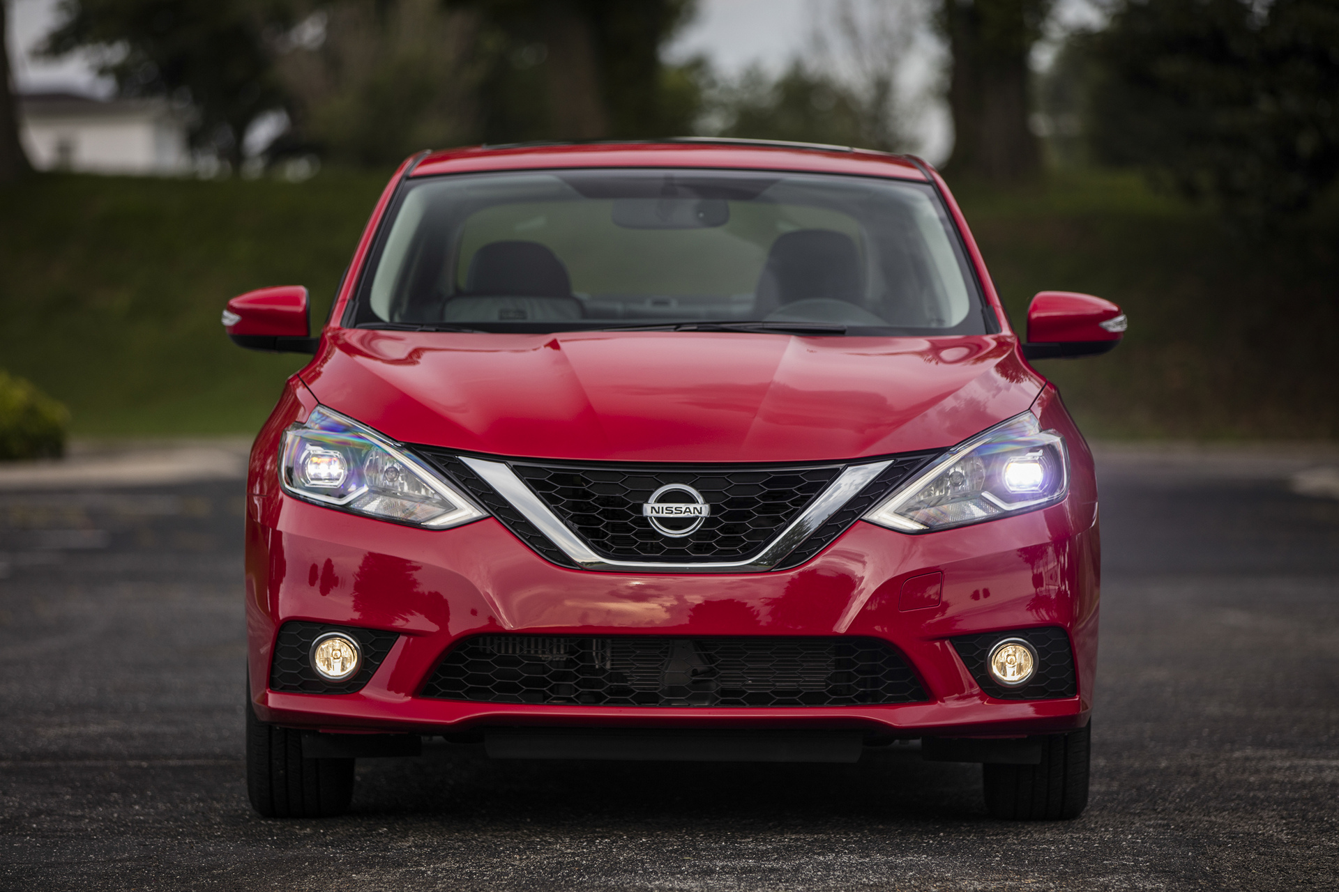 2017 Nissan Sentra SR Turbo © Nissan Motor Co., Ltd.