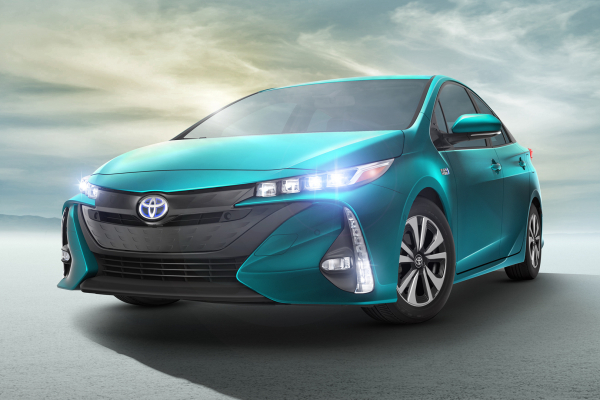 2017 Toyota Prius Prime © Toyota Motor Corporation