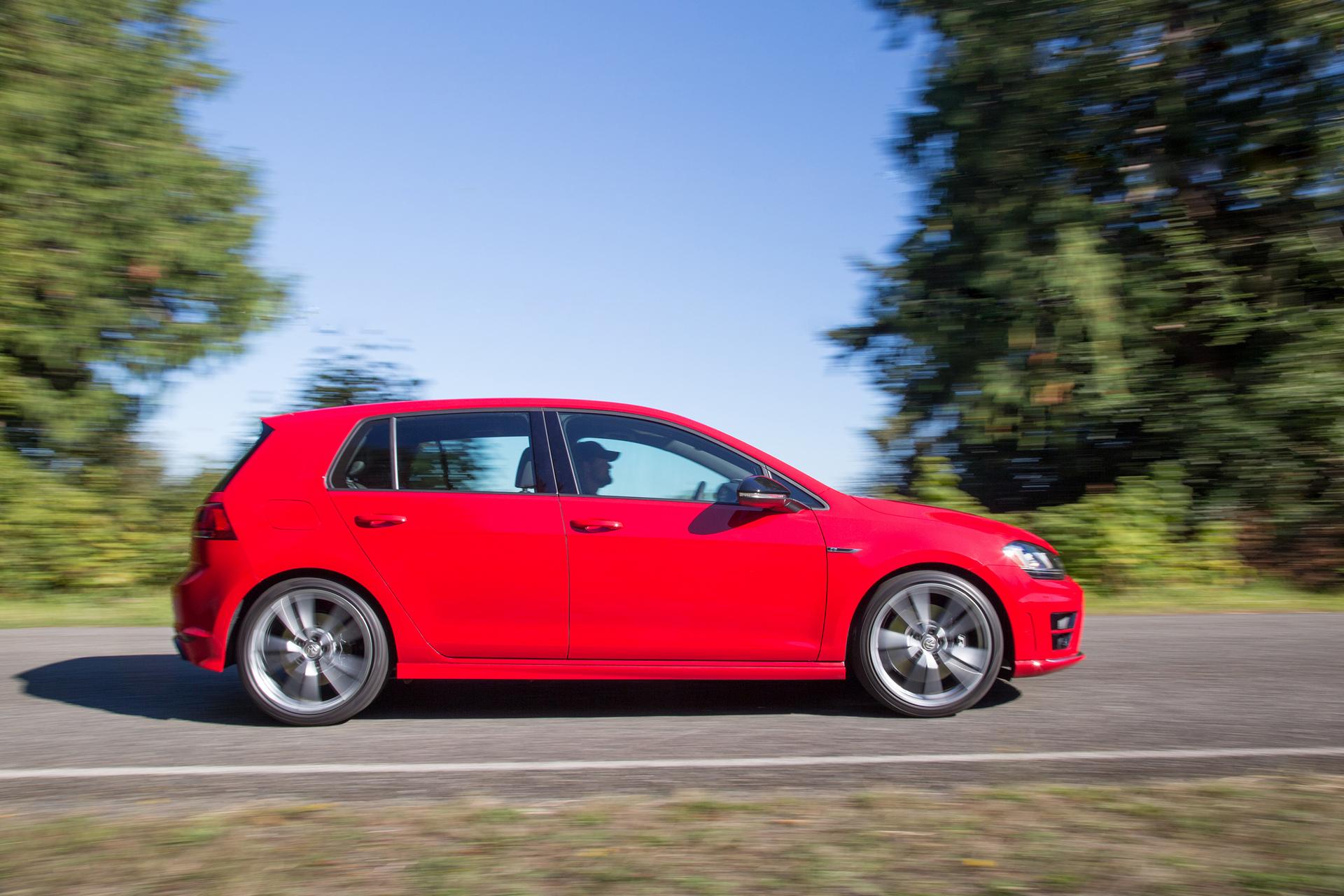 2017 Volkswagen Golf R © Volkswagen AG