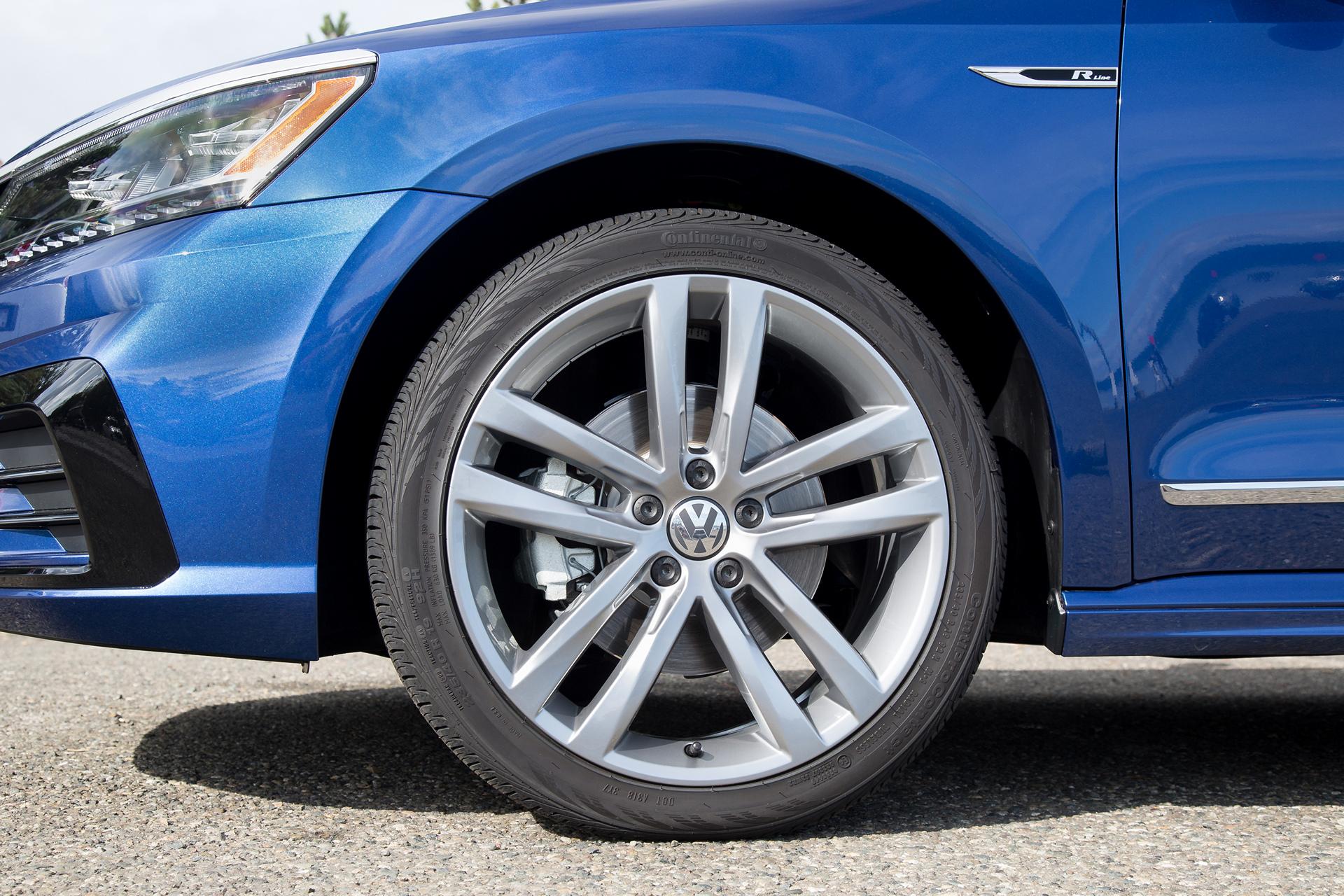 2017 Volkswagen Passat © Volkswagen AG