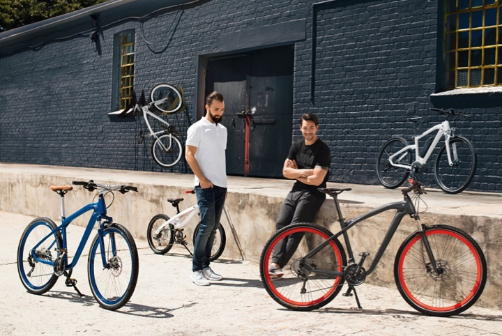 BMW Presents the New Cruise e-Bike
