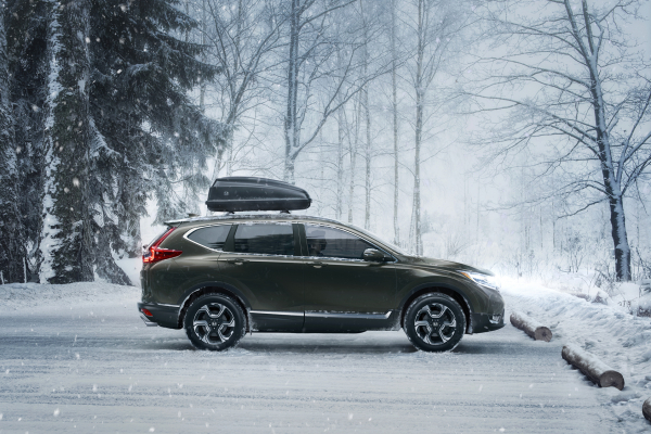 2017 Honda CR-V © Honda Motor Co., Ltd.