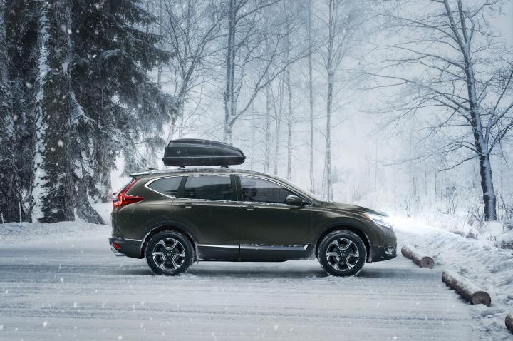 2017 Honda CR-V Preview