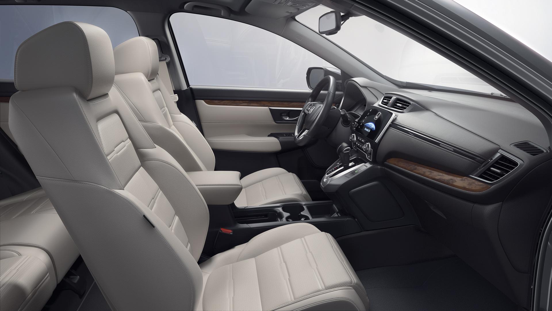 2017 Honda CR-V © Honda Motor Co., Ltd.