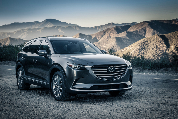 All-New Mazda CX-9 Wins Big in Texas
