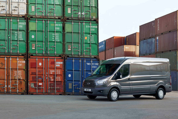 Ford is well established as Europe's best-selling commercial vehicle brand, based on strong demand for Transit, the No. 1 nameplate in the medium commercial van segment there, according to data from IHS MarketInsight © Ford Motor Company