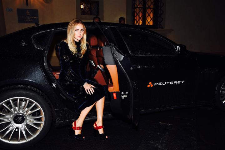 """Maserati Quatroporte at the World Première of """"Inferno"""""""