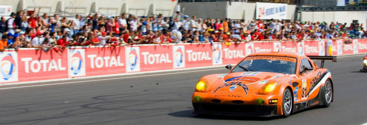 20 Years of Racing with Don Panoz
