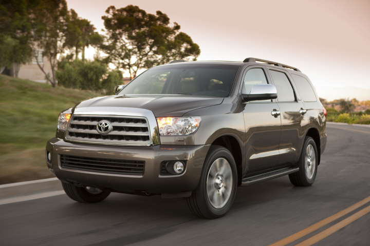 2017 Toyota Sequoia Review