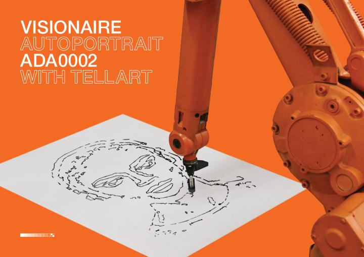 Cadillac and Visionaire unveil 'AUTOPORTRAIT' exhibit featuring artist-robot