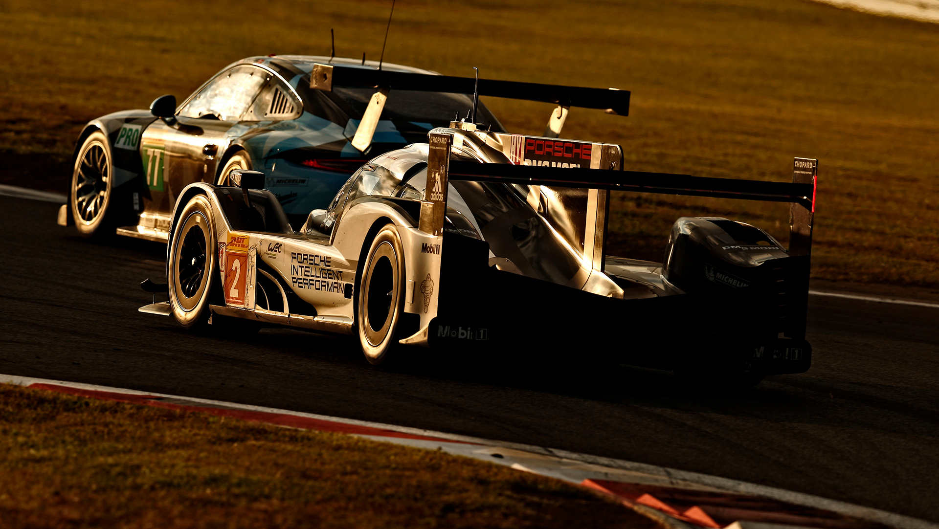 919 Hybrid, WEC, Fuji © Dr. Ing. h.c. F. Porsche AG