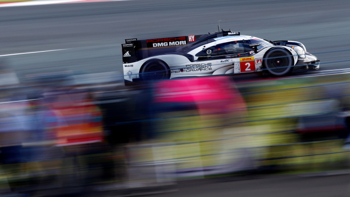 WEC: Porsche Extends its Lead in Fuji