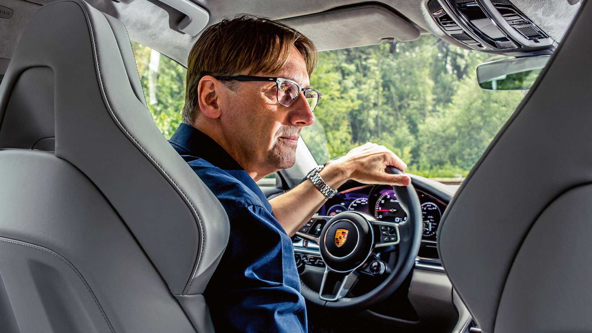 Thomas Fuths © Dr. Ing. h.c. F. Porsche AG