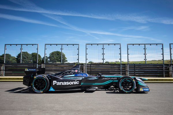 Jaguar Formula E Filming Day Thursday 1st September 2016 Mallory Park, England © Tata Group