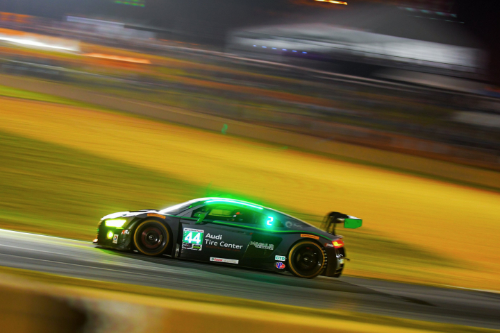 Audi Wins Manufacturer and Endurance Championships in Debut Season of Audi R8 LMS
